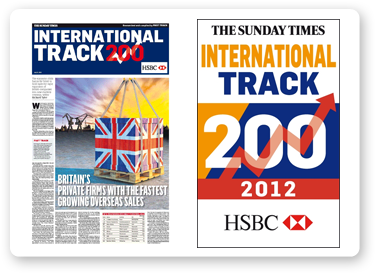 Nexus ranks on Sunday Times International 200