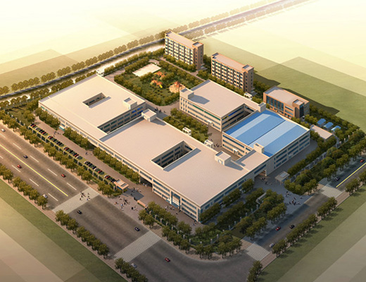 Jiaxing Factory Render