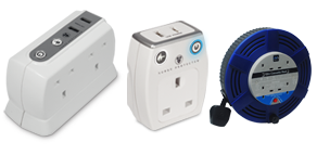 A range of products from Masterplug