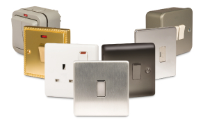 A Range of products from BG Electrical